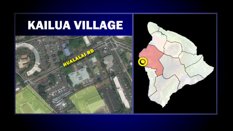 Man Dies After Kailua Village Hit And Run