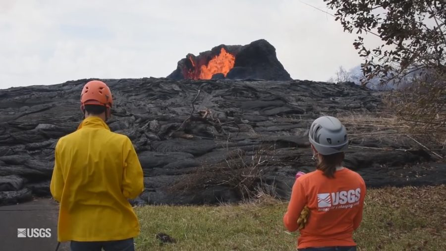 Hawaiian Volcano Observatory To Stay On Hawaii Island, Hirono Says