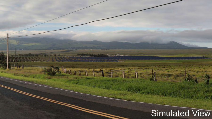 Hale Kuawehi Solar-Plus-Battery-Storage Featured At June 6 Waimea Meeting