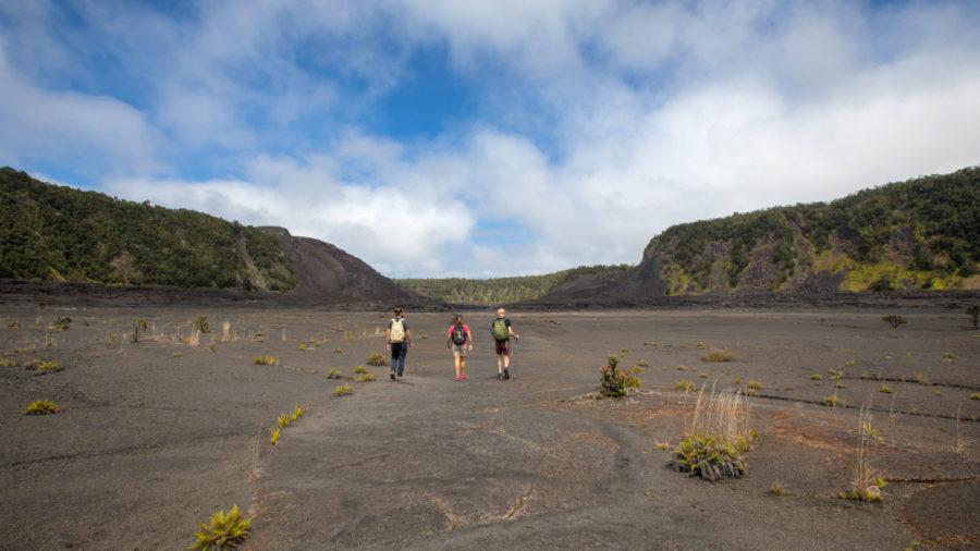 Hawaiʻi Volcanoes National Park Posts Flight Operations Notice