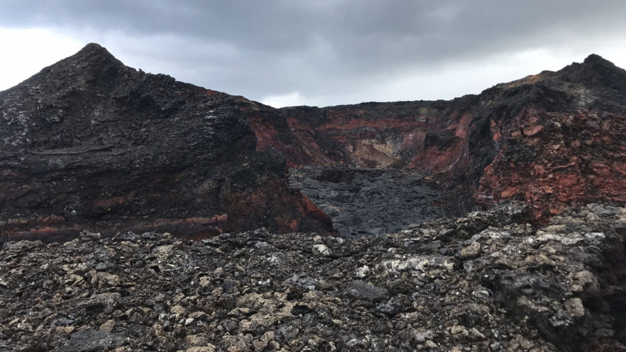 Kilauea Monitoring Update, Scientists Check On Fissure 8