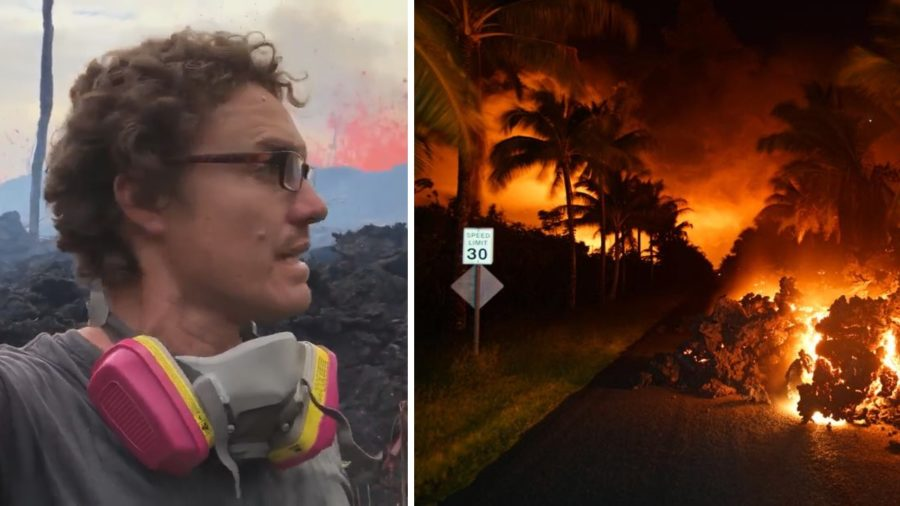 VIDEO: Last Man In Kapoho Looks Back, One Year Later
