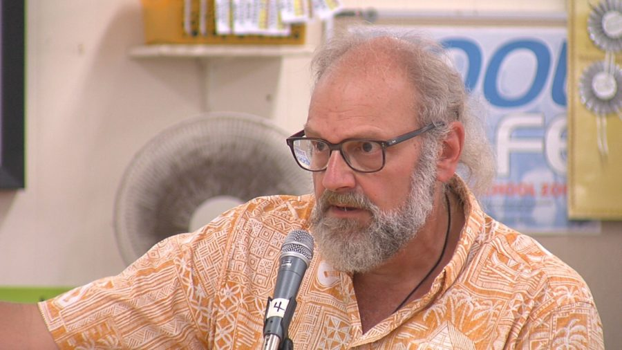 "VIDEO: ""Reject This Rulemaking Charade"" – Tom Peek At Mauna Kea Rules Hearing"