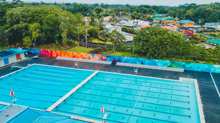 Pāhoa Pool Now Open 7 Days a Week