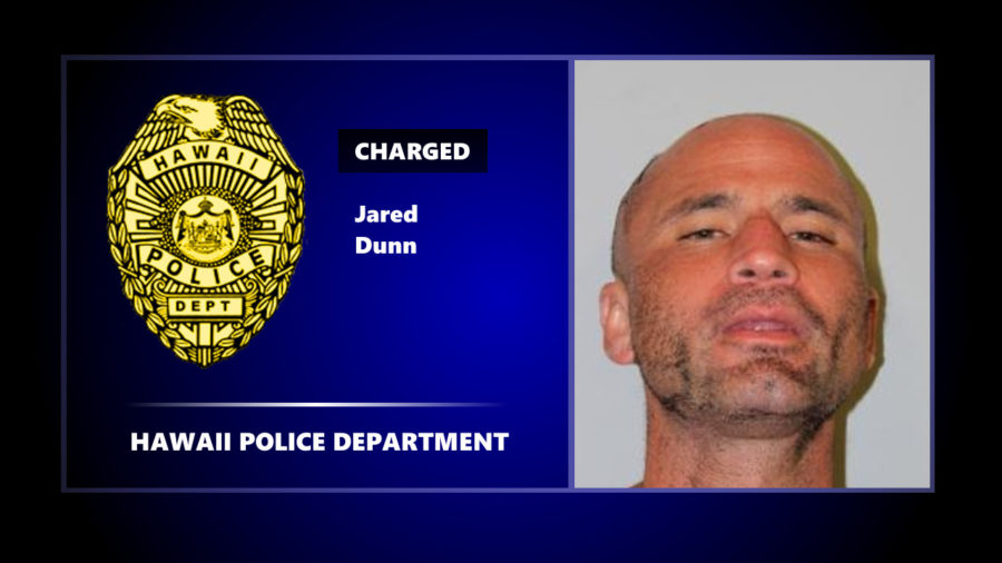 Kona Man Arrested, Charged After Allegedly Stabbing Two Men