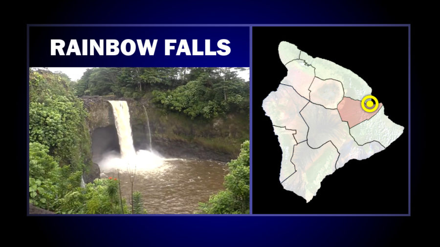 Woman Rescued After Falling Over Rainbow Falls