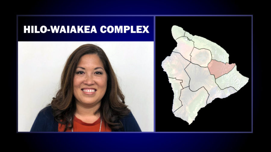 Esther Kanehailua Named Hilo-Waiakea Complex Area Superintendent