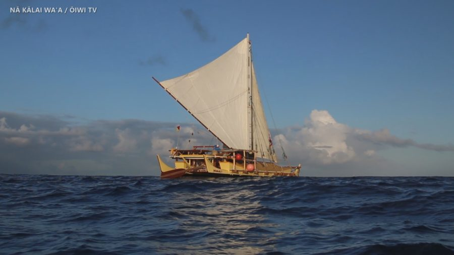VIDEO: Makaliʻi Embarks On Hanaunaola Voyage