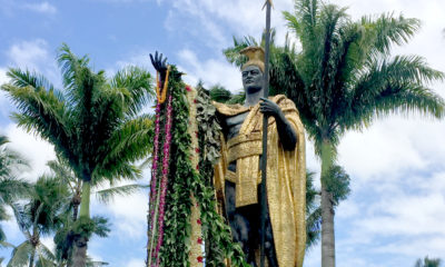 Today Is King Kamehameha Day, Events On Hawaii Island