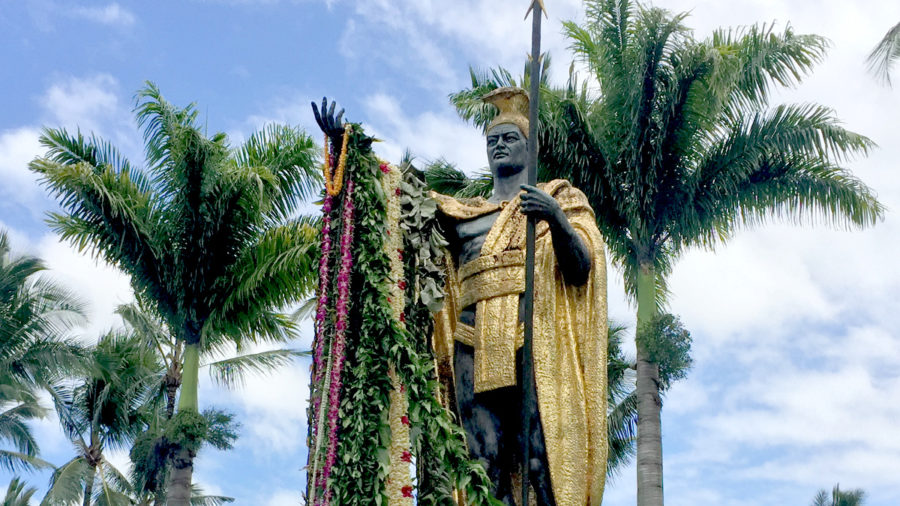 Today Is King Kamehameha Day, Events On Hawaii Island