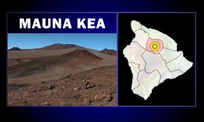 Man With Broken Leg Rescued From Mauna Kea Summit