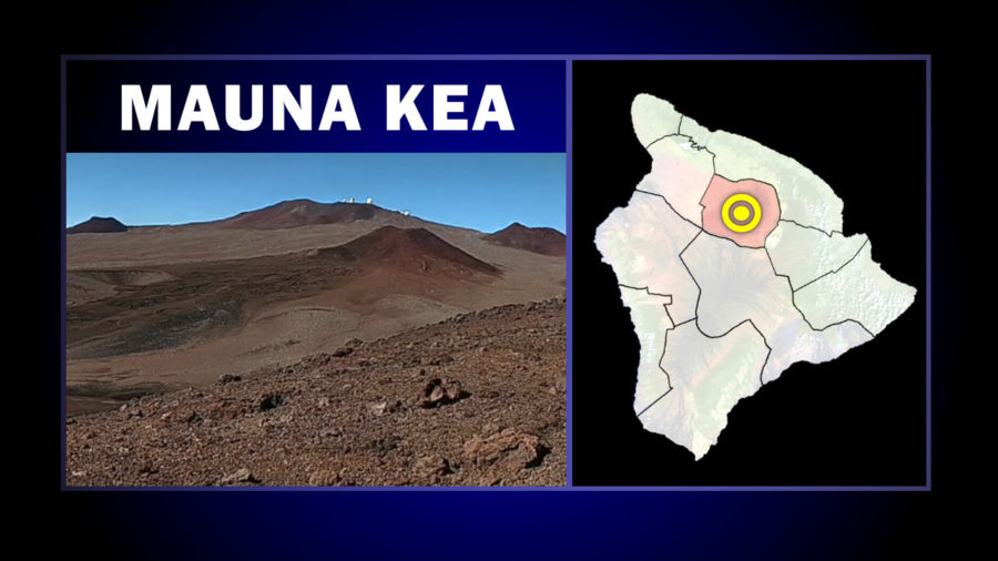 Man With Broken Leg Rescued From Mauna Kea Summit