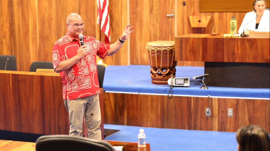 On Hawaiian Kingdom, Maui County Goes Where Hawaii County Would Not