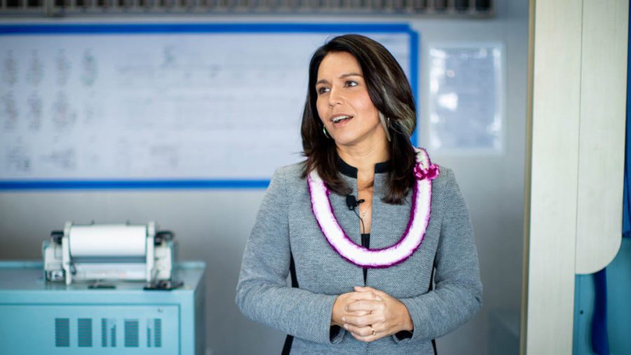 Gabbard Earns Place On National Democratic Debate Stage