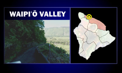Waipiʻo Valley Road Will Close June 19 For Maintenance Work