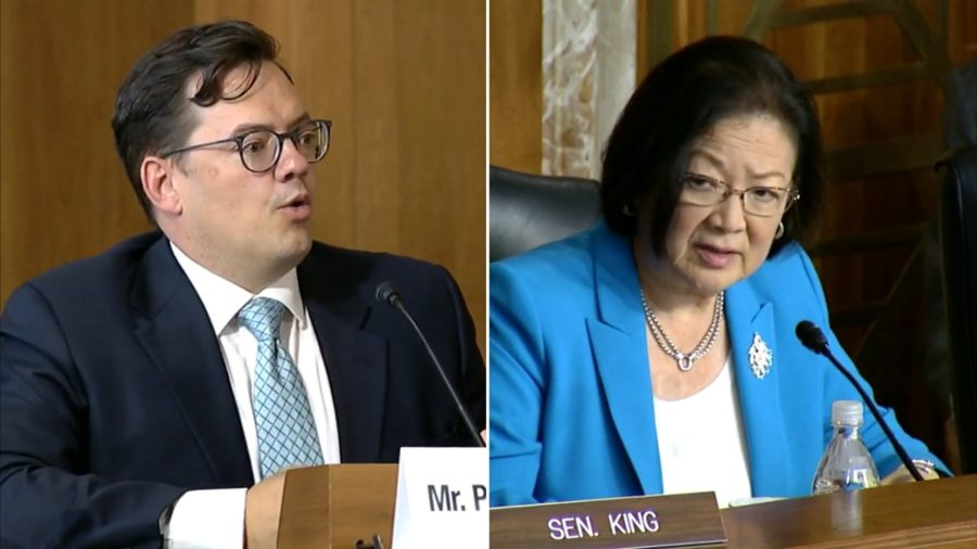 VIDEO: Hirono Questions ORMAT Executive About Puna Geothermal