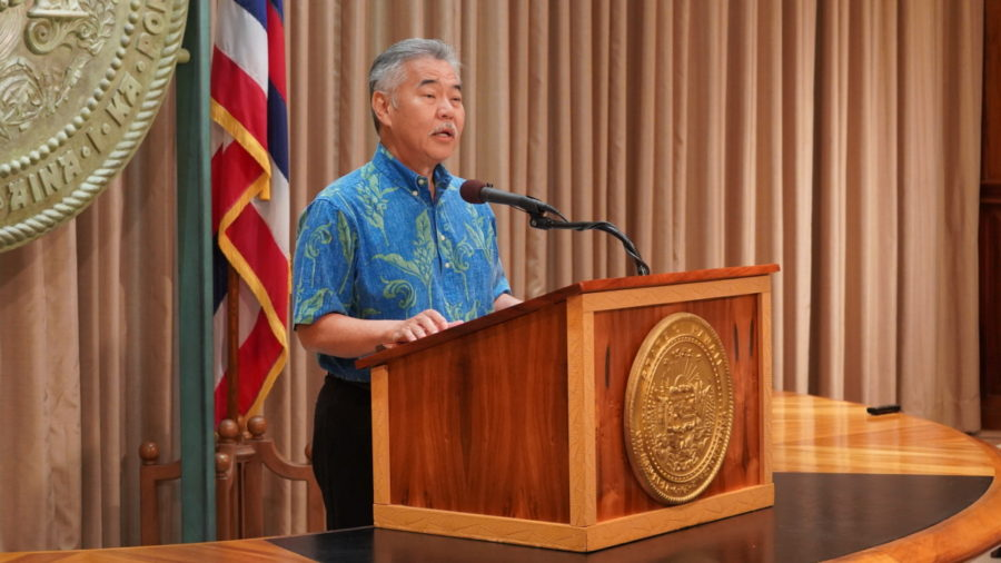 VIDEO: Hemp, Airbnb, Cannabis, Asset Forfeiture Bills On Ige's Veto List