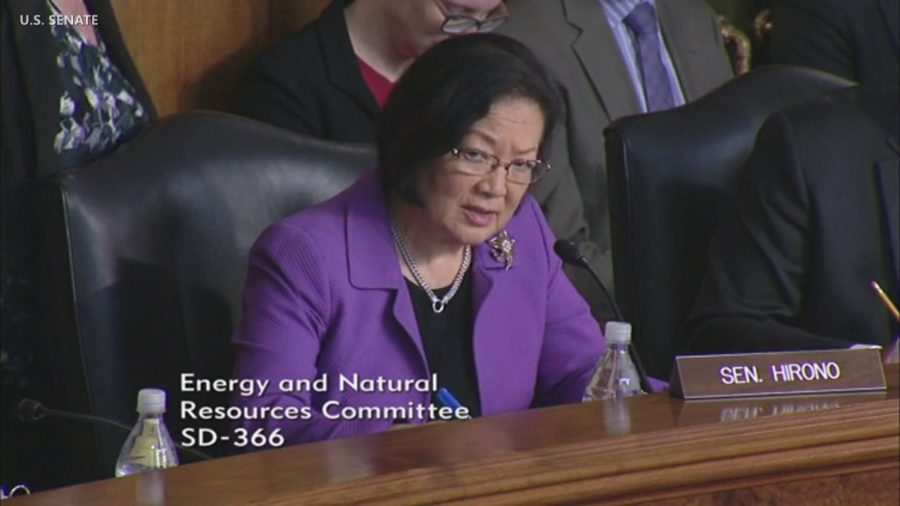 VIDEO: Hirono On Land and Water Conservation Fund Future