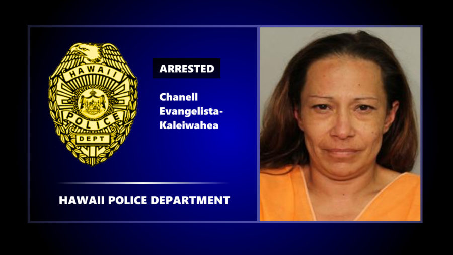 43-year-old Woman Arrested In Keaukaha Shooting