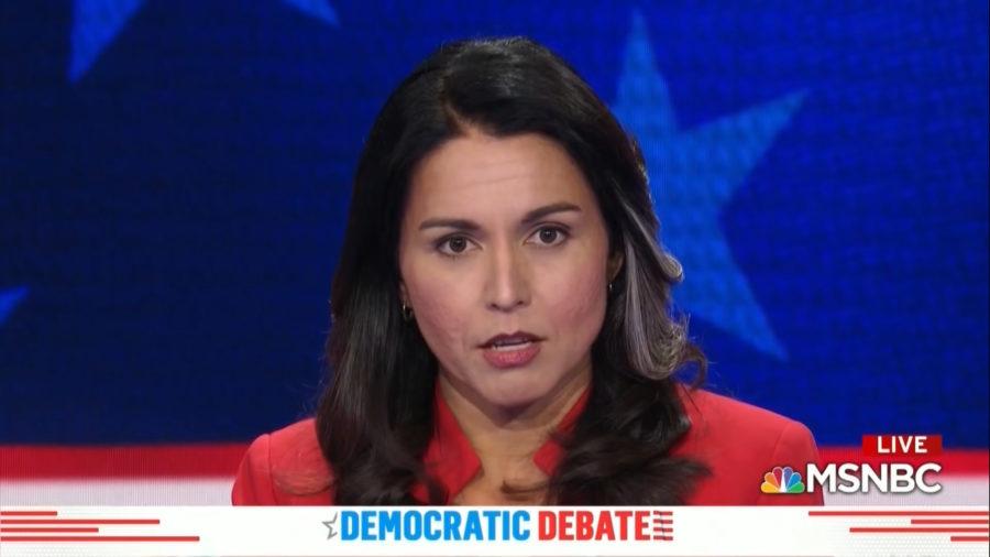 VIDEO: Tulsi Gabbard Has Big Night On Democrat Debate Stage