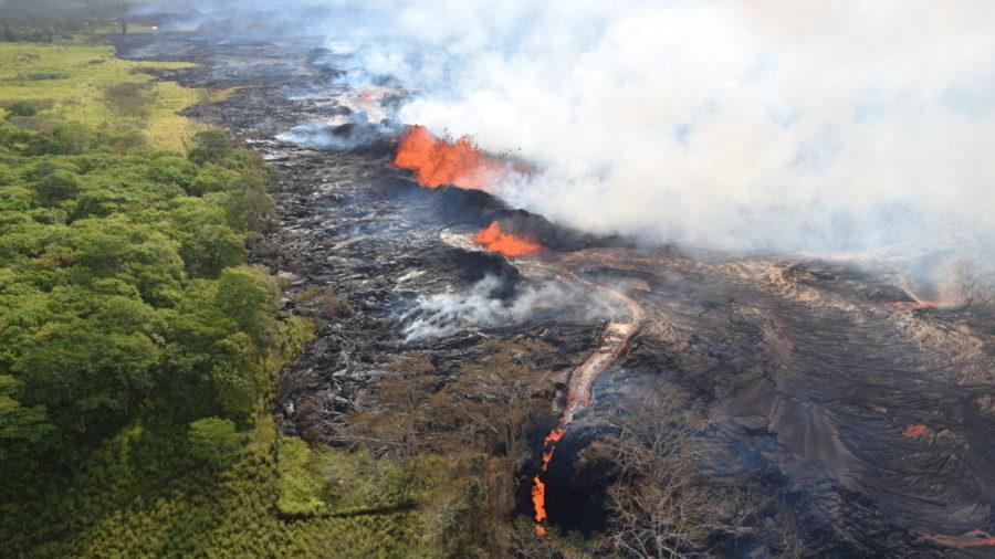 VOLCANO WATCH: Rift Zones Of Kilauea Examined