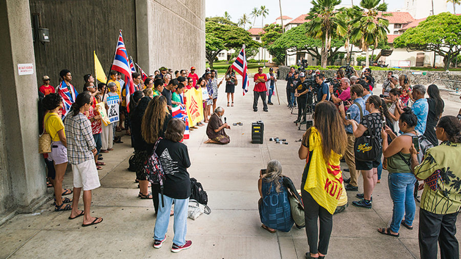 As Mauna Kea Conflict Looms, Both Sides Dispute Information