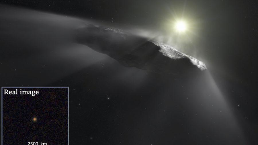 Interstellar Object Not Alien Spacecraft, Experts Say