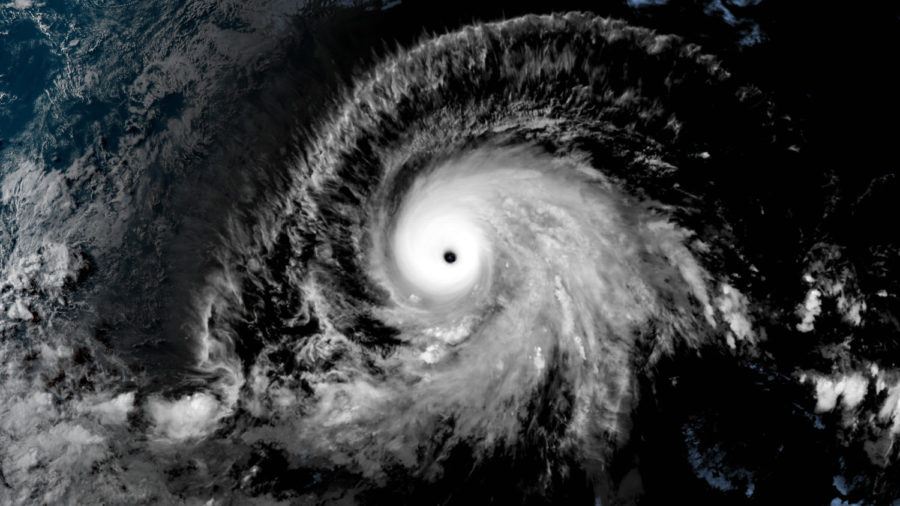 Hurricane Barbara Nearly A Category 5, But Will Weaken Quickly