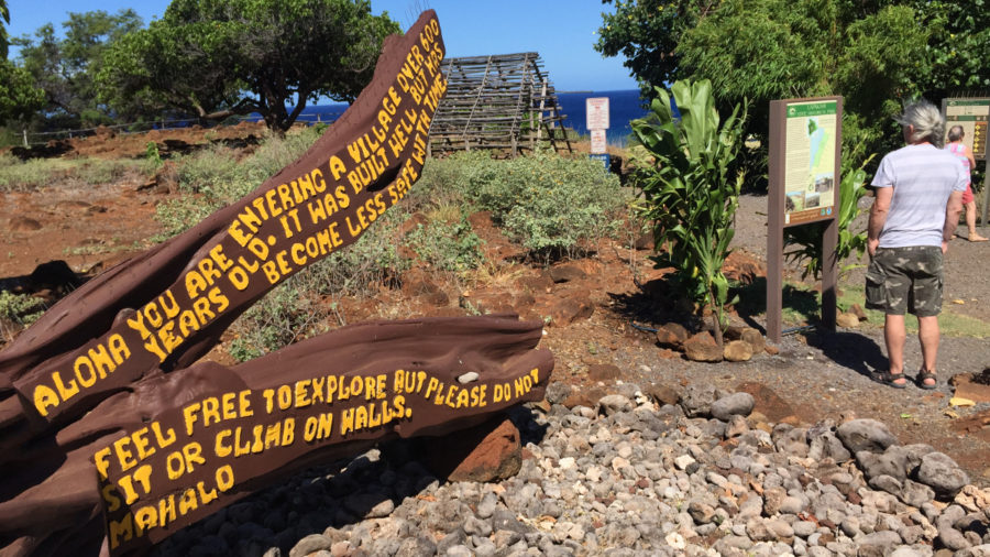 Four West Hawaii State Parks To Close Early Today