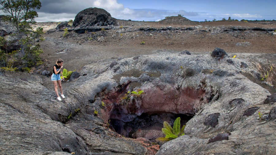 Ways To Avoid A Parking Mess At Hawaii Volcanoes National Park