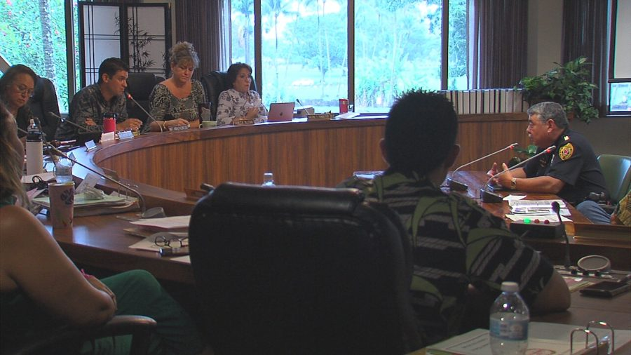 VIDEO: Council Questions County Involvement On Mauna Kea