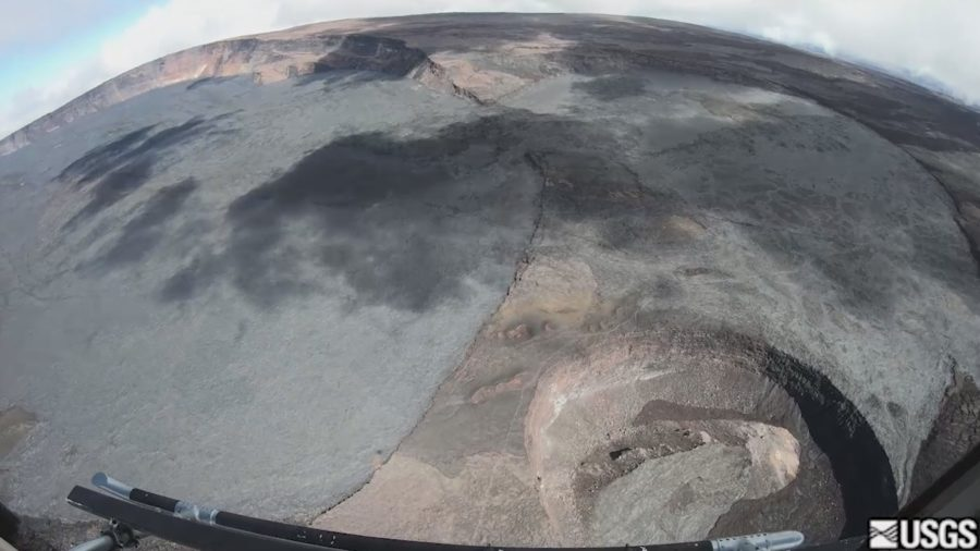 Weekly Mauna Loa Volcano Activity Updates Begin