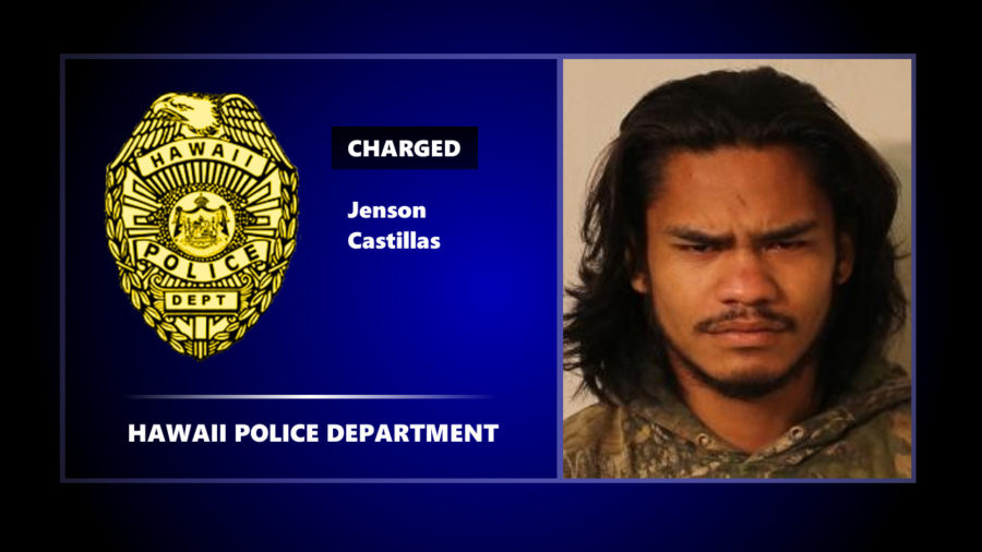 After Puna School Burglarized, Pahoa Man Charged