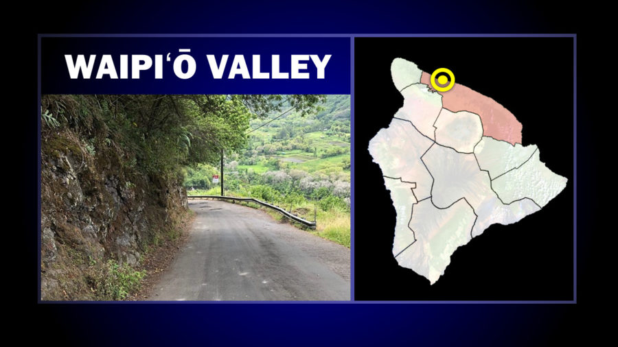Waipiʻo Valley Road To Close Once Per Month For Maintenance