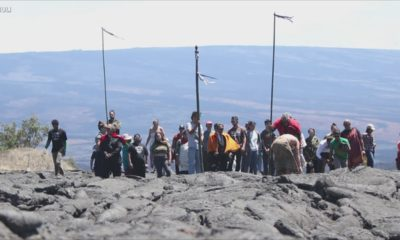 VIDEO: Puʻuhonua At Base Of Mauna Kea Explained