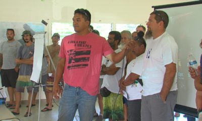 VIDEO SERIES: Puna Fishermen Pack Pohoiki Boat Ramp Meeting