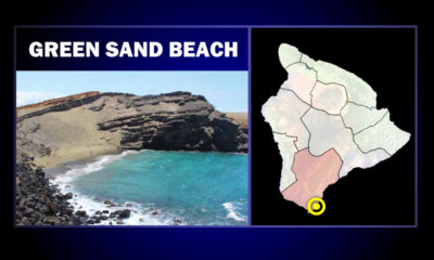Body Recovered Off Green Sand Beach