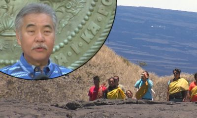 VIDEO: Governor Ige Says No Sweeps Planned