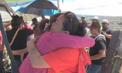 VIDEO: No Arrests Yet On Mauna Kea Access Road