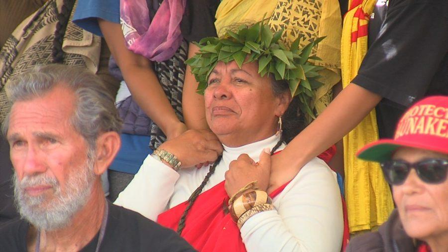 VIDEO: Mauna Kea Update – Day Two