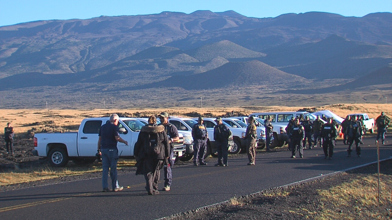 Ige Issues Emergency Proclamation For Situation On Mauna Kea