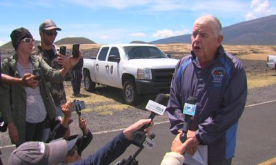 VIDEO: Mauna Kea Day Four – State Official Gives Update