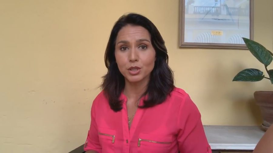 VIDEO: Tulsi Gabbard Statement On Mauna Kea