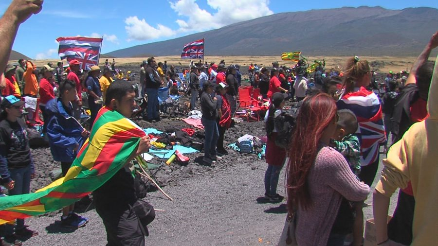 VIDEO: Mauna Kea Update – Day Five