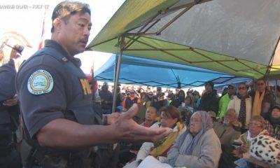 VIDEO: State Releases Emotional Video From Inside Mauna Kea Kupuna Arrests