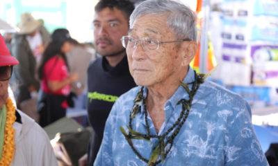 Mauna Kea Day 6 – Mayor Kim Visits