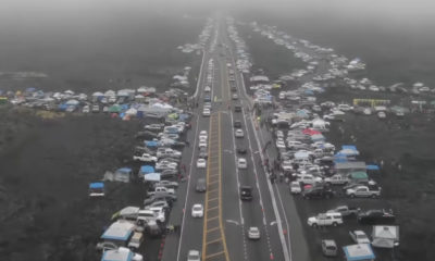 Mauna Kea Day 7 – Crowd Swells Into The Thousands