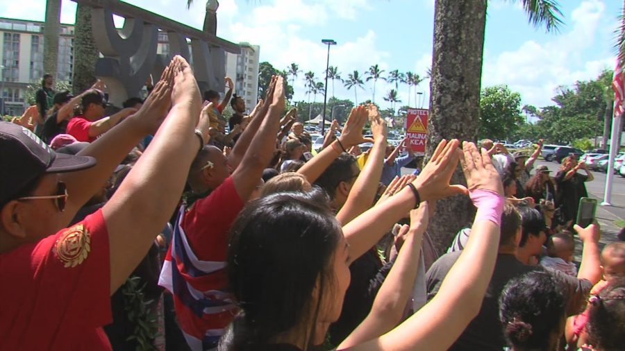 VIDEO: Mauna Kea Day 9 – Court Cases And Common Ground