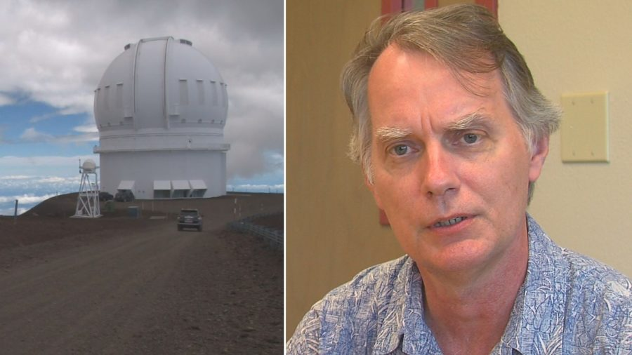 VIDEO: Telescope Director Talks Mauna Kea Closure, Pō Presentation