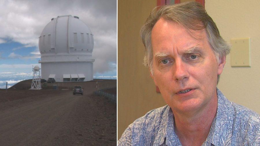 VIDEO: Telescope Director Talks Mauna Kea Closure, Pō Presentation